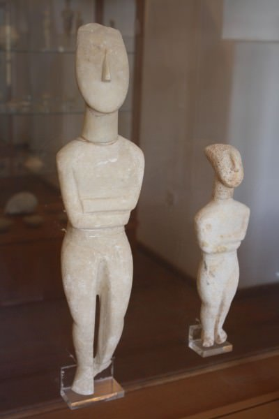 Cycladic Sculpture Article Ancient History Encyclopedia
