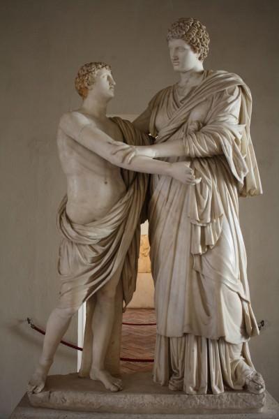 Orestes & Electra