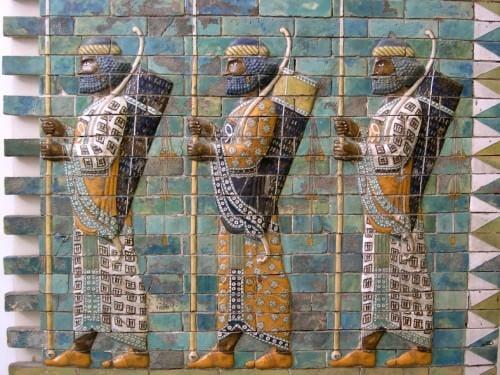 Persian Archers