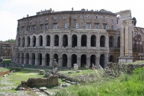 Teatro de Marcelo, Roma