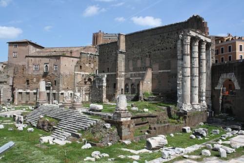 Templo de Marte Ultor, Roma