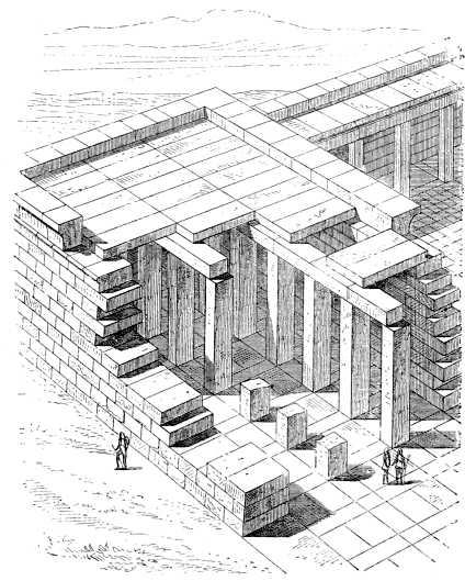 Egyptian Architecture ancient egyptian architecture - ancient history encyclopedia