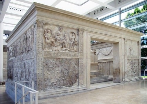 South Side, Ara Pacis
