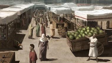 Market Scene