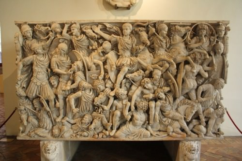 roman burial customs