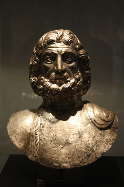 Bust of Jupiter Graius