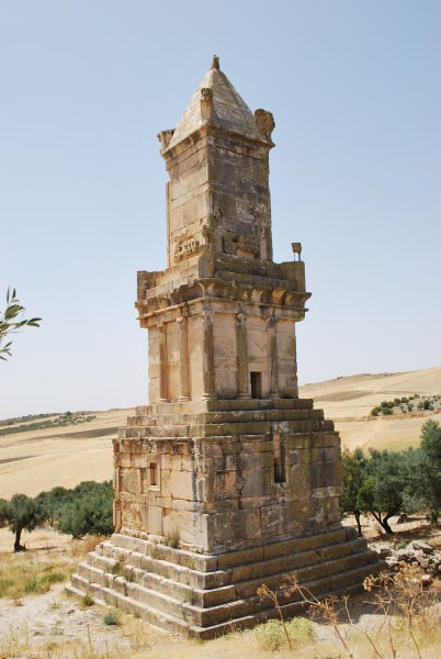 Numidian Mausoleum of Thugga