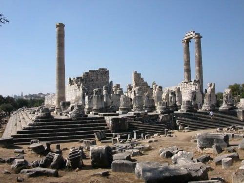 Templo de Apolo, Didyma