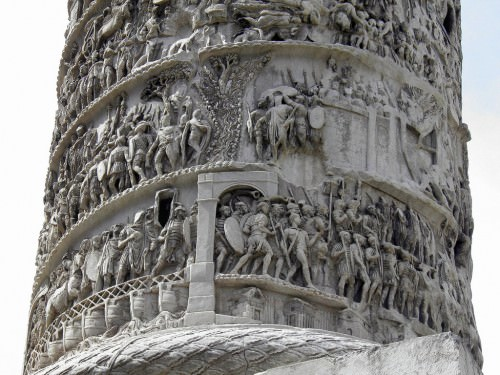 Relief from the Column of Marcus Aurelius