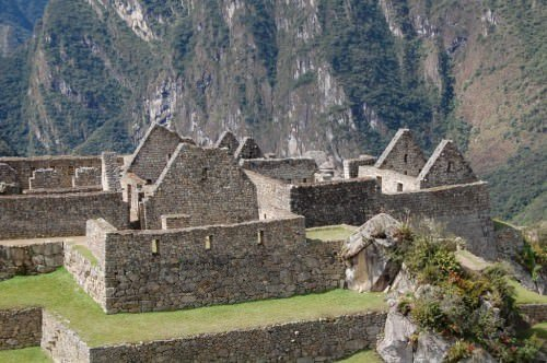 Kallanka, Machu Picchu (Illustration) - Ancient History ...Inca Buildings And Structures