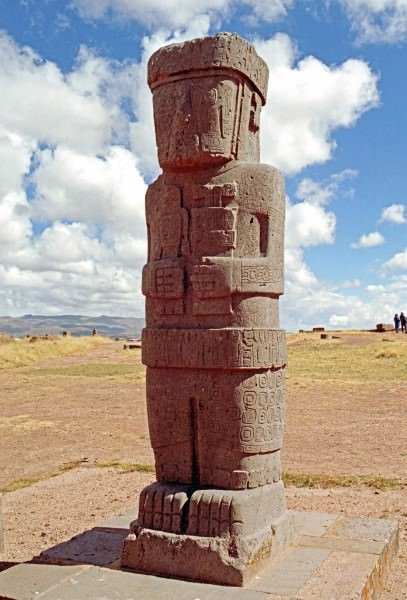 Ponce Monolith, Tiwanaku
