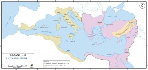 Empire of Justinian I