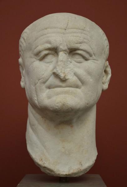 Imperador romano Vespasiano
