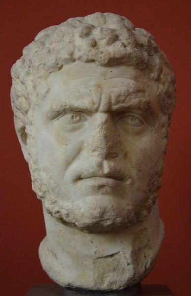Emperador romano Caracalla