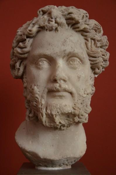 Roman Emperor Septimius Severus