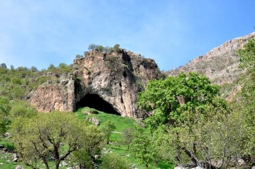 Cueva de Shanidar, Kurdistán, Iraq