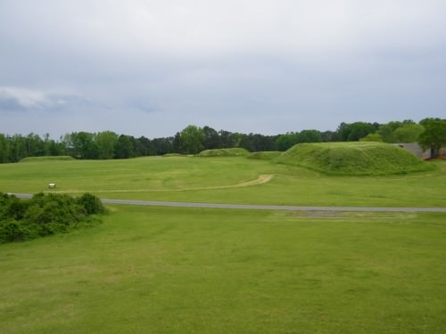 Moundville Archeological Site (Moundville, Alabama)