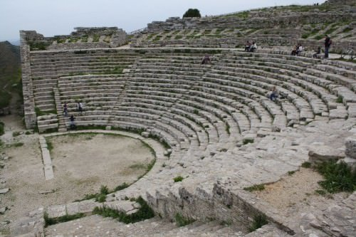 an introduction to the history of ancient greek theater and drama Sophocles' major innovation was his introduction of a third actor  the summit of classical greek drama's formal  of sophocles ancient history.