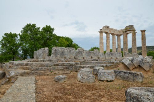 Temple of Zeus, Nemea