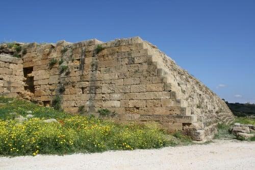 Fortificações, Selinus