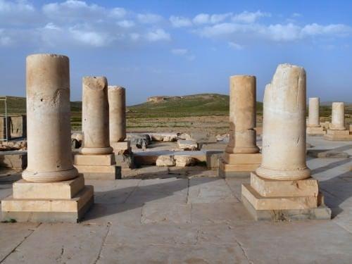 Pasargadae Palace