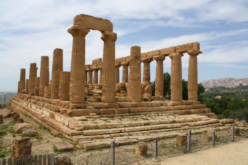Templo de Juno, Agrigento
