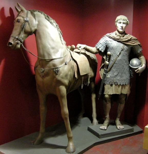 Caballero romano