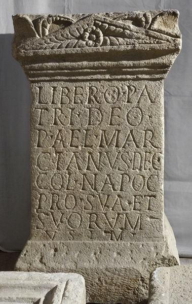 Dacian Altar Piece