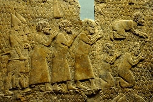 Prisoners from Lachish