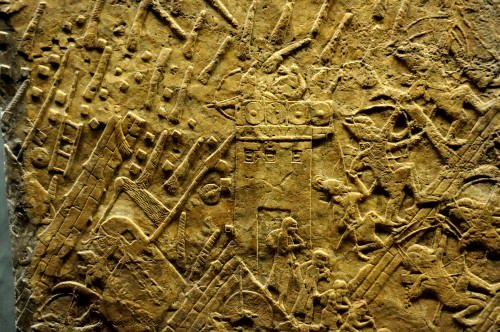 Assyrian Army Assault on Lachish