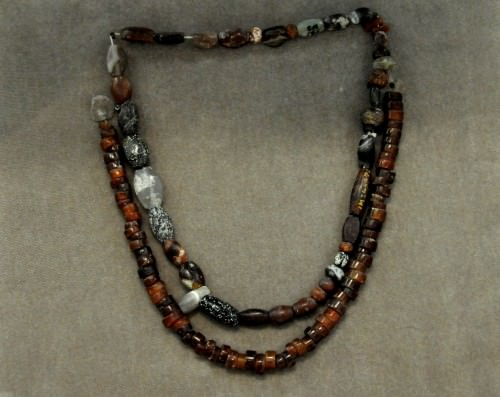 Necklaces from Uruk Period