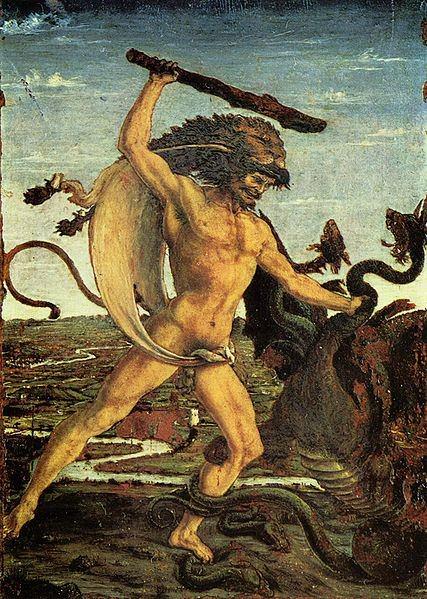 Hércules e a Hidra