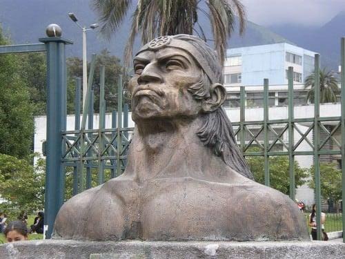 Inca General Ruminahui
