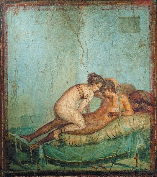 Sexo en Pompeya
