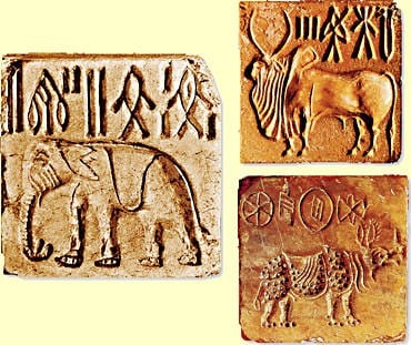 Indus Script - Ancient History Encyclopedia