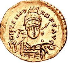Odoacer Solidus (Coin)