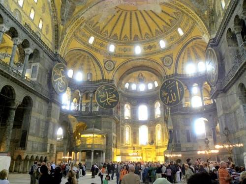 Hagia Sophia, Estambul