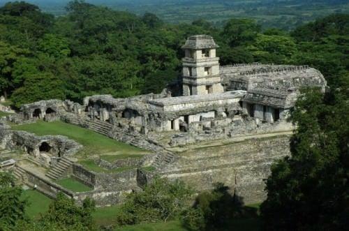 Palacio, Palenque