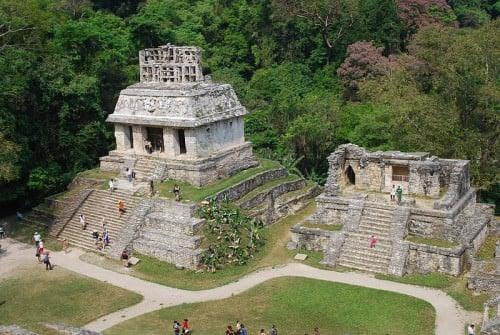 Templo do Sol, Palenque