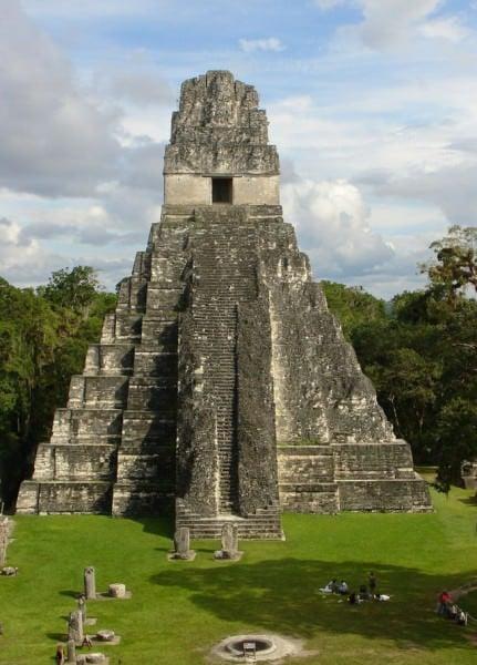 Templo I, Tikal
