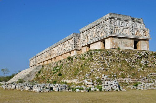 House of the Governor, Uxmal