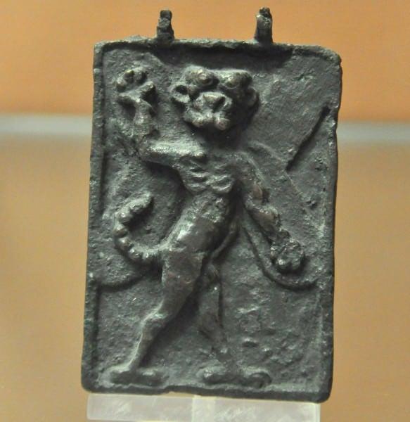 Amuleto Pazuzu