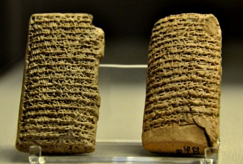 Demand for Tablets for the Libary of Ashurbanipal