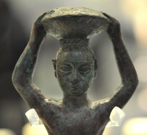 Foundation Figurine of Ur-Nammu