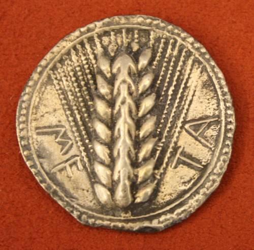Silver Stater, Metapontum