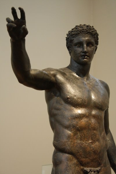 The Antikythera Youth