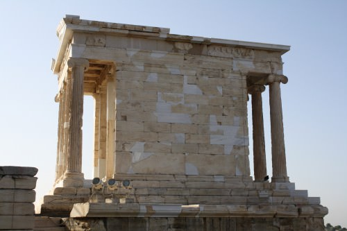Temple of Nike, Athens