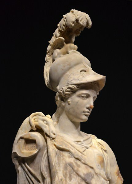 The Role of Athena