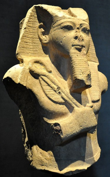 Nubian Statue of Ramesses II