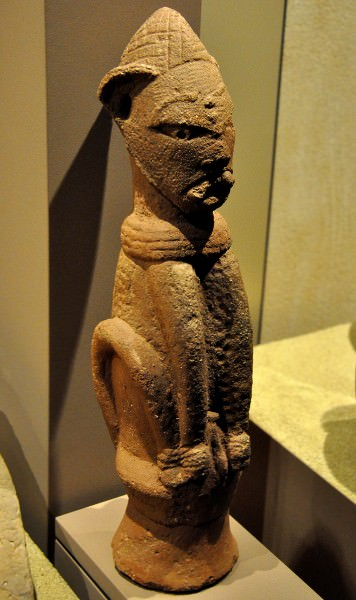 Statue from the Nok Culture